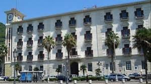 La sede della Provincia di Salernno