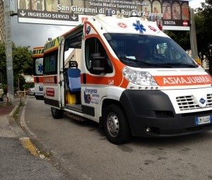 Ambulanza Humanitas