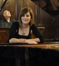 La pianista Marina Pellegrino