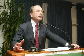 L'ex senatore Alfonso Andria