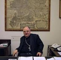 L'arcivescovo Moretti