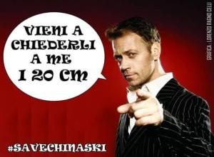 #savechinaski