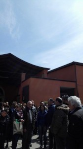 Genitori Checco funerale
