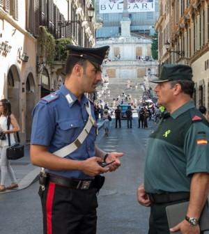 Agenti delle Forze di Polizia e Corpi di Sicurezza spagnoli e ...