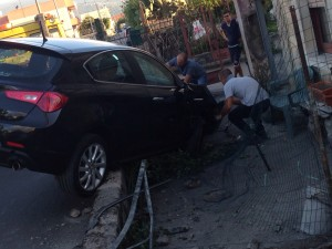 Via Nappi, Scafati