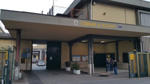 uffici comunale di Scafati in via diaz