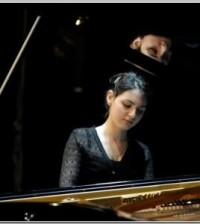 Lidia Fittipaldi pianoforte