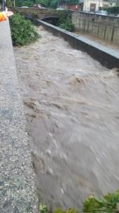 Via Pucci, torrente Solofrana