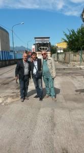 Pasquale De Quattro, Sicignano, Roberto Barchiesi