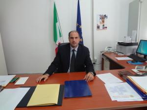 """Dario Palo, preside istituto scolastico """"Fiorentino"""""""