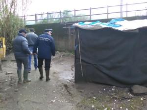 campo rom nocera inferiore stadio comunale san francesco