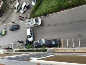 incidente stradale via vico martinez y cabrera nocera inferiore