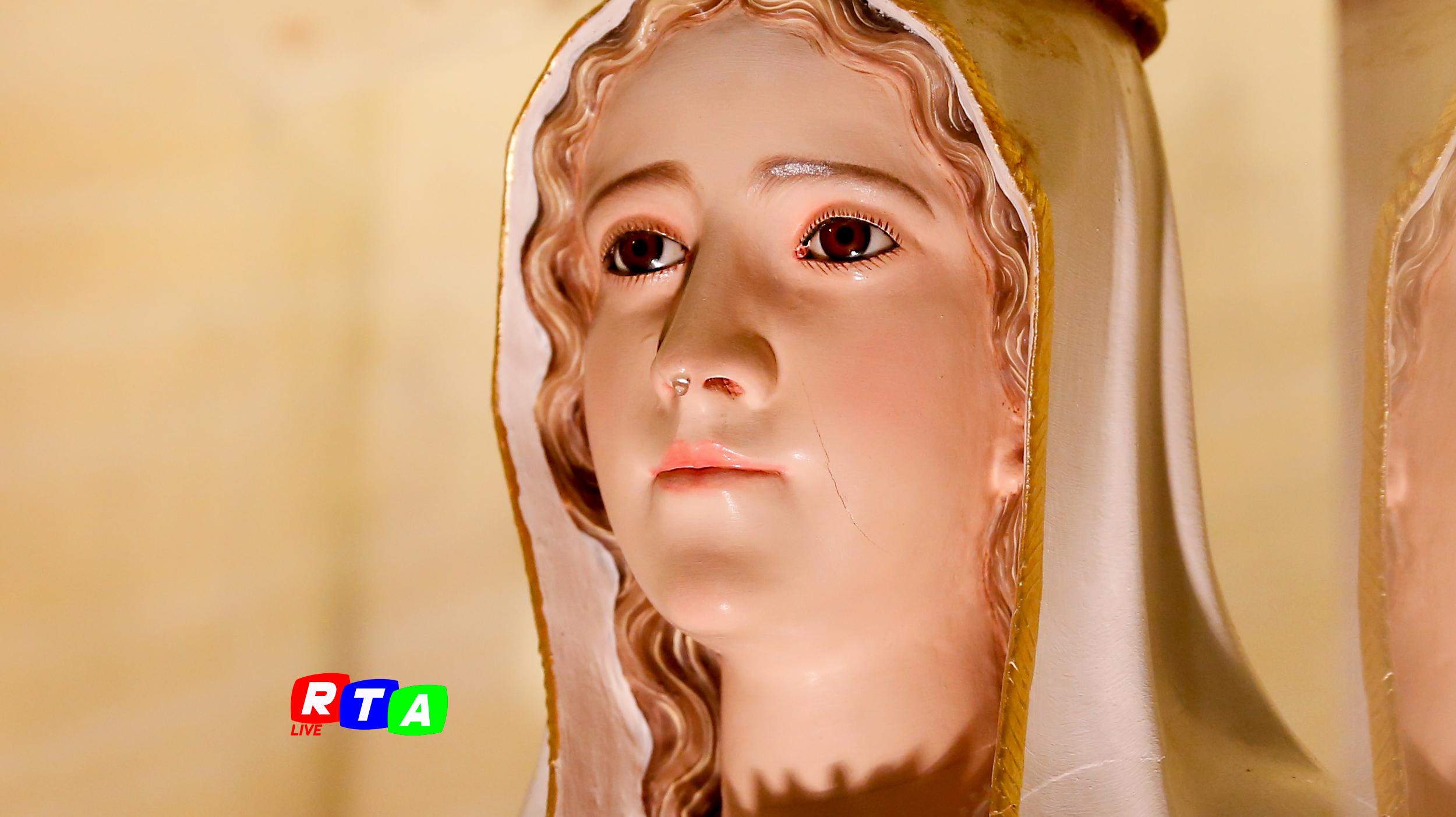 madonna montalbino piange nocera inferiore