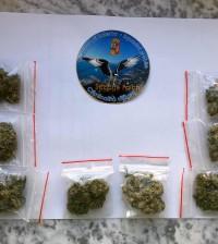 Marijuana sequestrata sul Lungomare Trieste