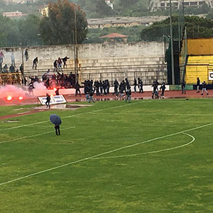 cavese-incidenti-reggina