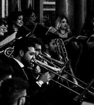 Il I trombone Cosimo Panico