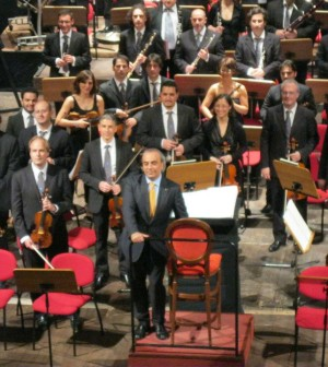 Orchestra Filarmonica Salernitana con Marzullo
