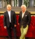 Gennaro Cappabianca e Riccardo Canessa