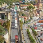 «Viviamo sotto un ponte» Ieri nuovo caos sul Viadotto