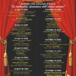 Teatrando sul Tusciano, buona la prima per la rassegna teatrale sotto le stelle