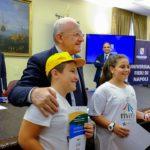 Sport ed entusiamo a Santa Margherita per la chiusura della MiniUniversiade