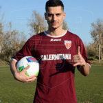 Salernitana: ufficializzato anche Felipe Curcio