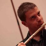 """Matteo Evangelisti inaugura """"Il flauto in Lettere"""""""