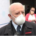 Obbligatoria la quarantena automatica per i cittadini che  rientrano in Campania