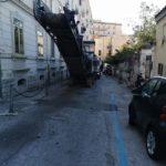 Look nuovo per il centro storico, via alla ripavimentazione di via Bastioni