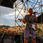 A Salerno l'Arena diventa Blues