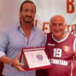 Rocco Olivieri, 80 anni di passione per la Salernitana: lunedì 10 festa a S. Teresa