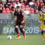 Calcio – Salernitana a Reggio Emilia per scalare la classifica di Serie B