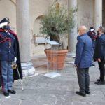 Commemorazione in ricordo del sacrificio di Giovanni Palatucci