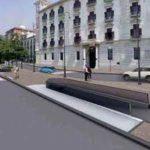Piazza Cavour, collaudatore cercasi