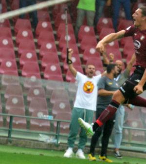 Firm and winner: Salernitana is again